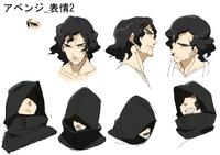 Kazuto Kotetsu (Concept Artwork, 12)