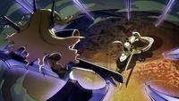 Hakumen (Continuum Shift, Story Mode Illustration, 3)