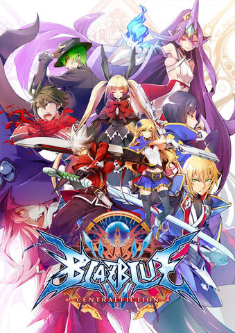 File:BlazBlue Centralfiction (Cover).jpg