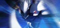 Hakumen (Chronophantasma, Arcade Mode Illustration, 3, Type B)