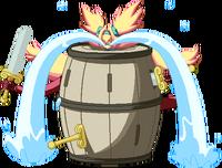Platinum the Trinity (Sprite, Relius' Astral)