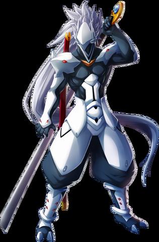 File:Hakumen (Chronophantasma, Character Select Artwork).png