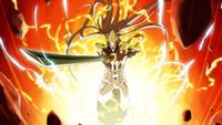 Hakumen (Calamity Trigger, Story Mode Illustration, 5)
