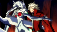 BlazBlue Alter Memory (Episode 1, Screenshot, 1)