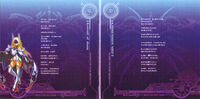 BLAZBLUE SONG ACCORD 2 with CONTINUUM SHIFT II (Scan, Lyrics, 3)