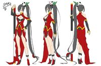 Litchi Faye-Ling (Concept Artwork, 2)
