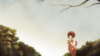 Tsubaki Yayoi (Continuum Shift, Story Mode Illustration, 2, Type A)