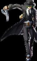 Hazama (Chronophantasma, Character Select Artwork)