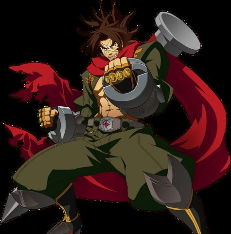 File:Bang Shishigami (Story Mode Artwork, Pre Battle).png