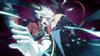 Ragna the Bloodedge (Calamity Trigger, Story Mode Illustration, 5)