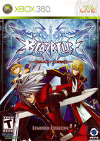 BlazBlue Calamity Trigger (US Limited Edition)