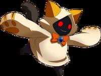 Fluffy-kaka
