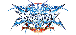 BlazBlue Alter Memory (Logo)