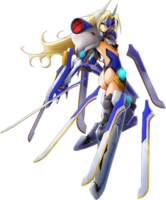 Mu-12 (Chronophantasma, Character Select Artwork)