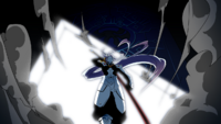 Hakumen (Continuum Shift, Story Mode Illustration, 1)