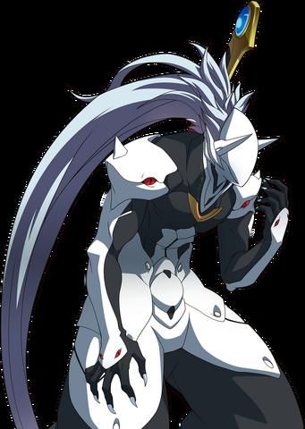 File:Hakumen (Story Mode Artwork, Defeated).png