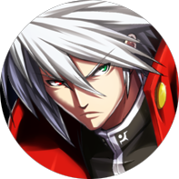 Ragna the Bloodedge (Chronophantasma, Portrait)
