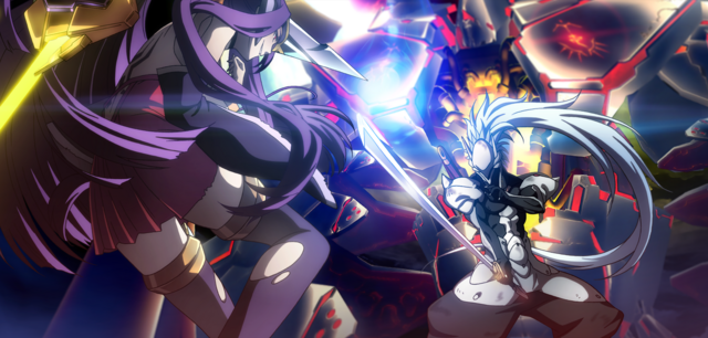 File:Hakumen (Centralfiction, arcade mode illustration, 3).png