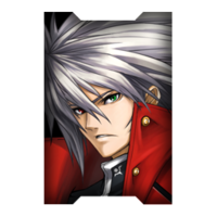 Ragna the Bloodedge (Calamity Trigger, Portrait)