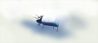 Noel Vermillion (Calamity Trigger, Arcade Mode Illustration, 1, Type B)