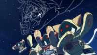 Bang Shishigami (Continuum Shift, Story Mode Illustration, 5)