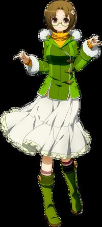Hinata Himezuru (Character Artwork, 1, Type A)
