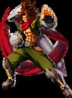 Bang Shishigami (Chronophantasma, Character Select Artwork)