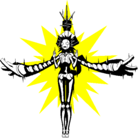 Minerva (Sprite, electrocuted)
