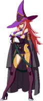 Konoe A. Mercury (Sprite, uniform)