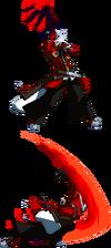 Ragna the Bloodedge (Sprite, Crush Trigger)