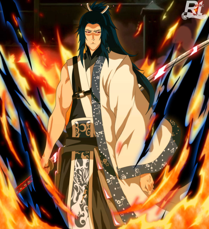 Bleach Oc Arashi By Sickeld160 On Deviantart: Bleach Oc Dyo Kagoshima By Rtenzo-d4va180.jpg