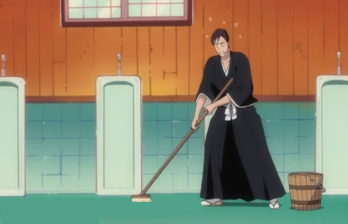 Full resolution. Image   Ep179AidaCleaning png   Bleach Wiki   Fandom powered by Wikia