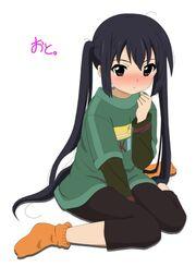 Midoriko as a child