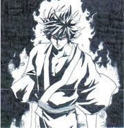 Kakashi Hikaru-reiatsu