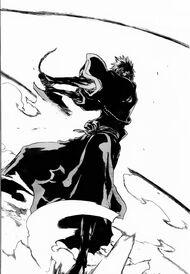 Shikai Getsuga Tenshou Fullbring