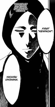 Kenpachi Unohana