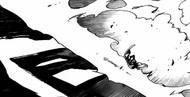 Raian's sword energy blast