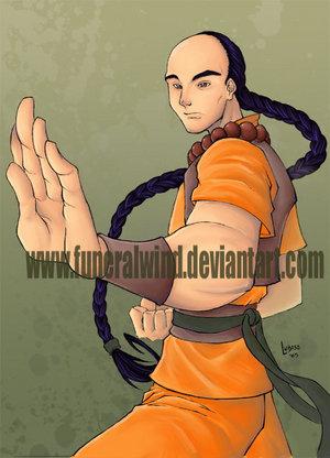 Monk ederon artwork by funeralwind