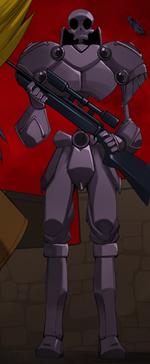Skeletonguard