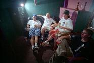Backstage 1995