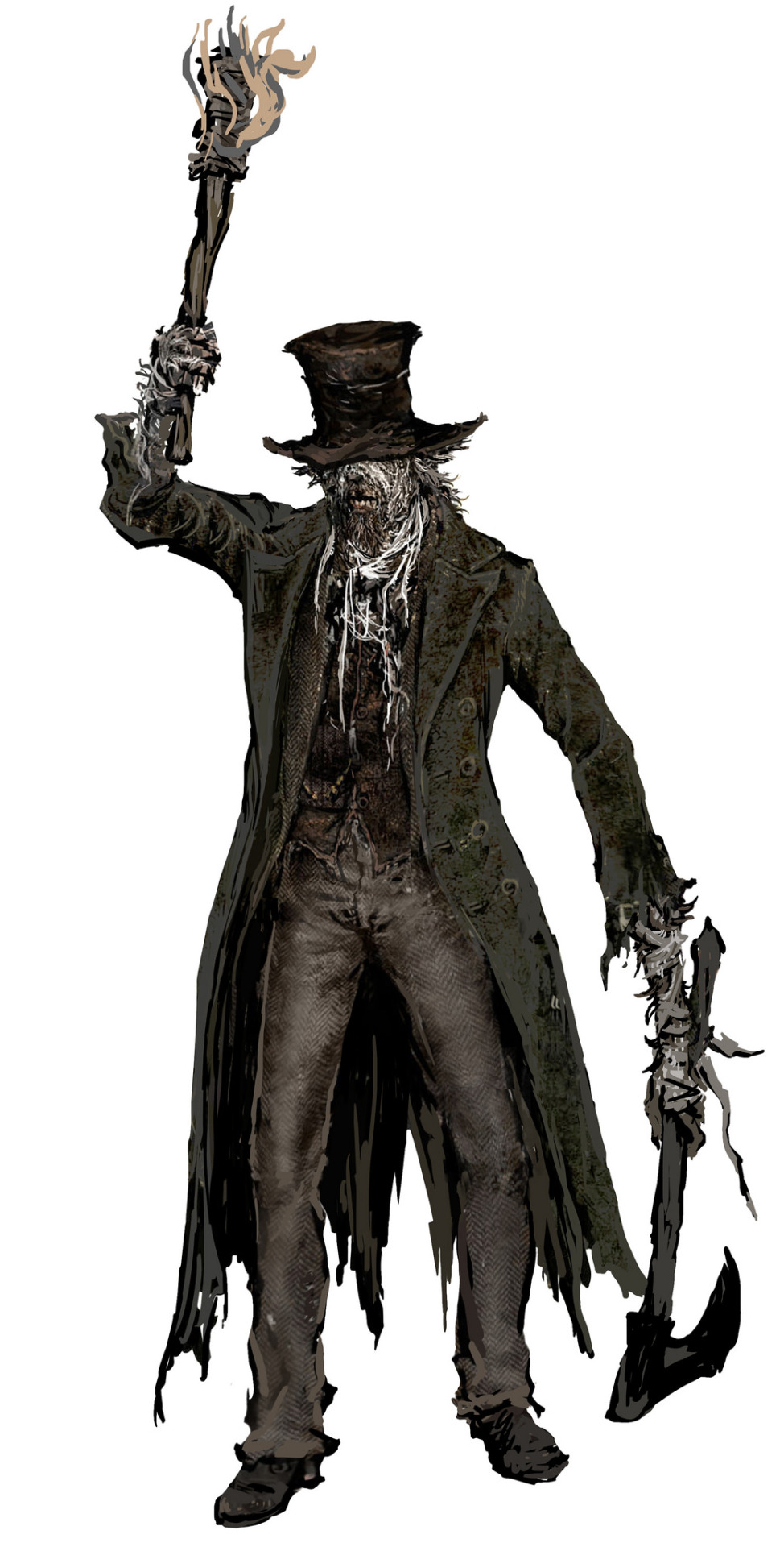 Huntsman | Bloodborne Wiki | FANDOM powered by Wikia