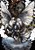 Gilbert, Moth Handler Figure