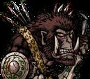 Galagos, Giant Ape II
