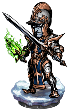 Sergeant Dwakkey Figure