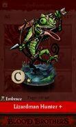 Lizardman Hunter plus (collection)