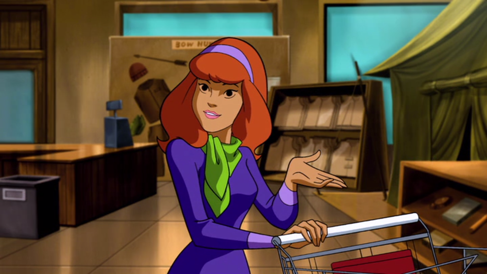 Daphne the powerpuff girls action time wiki fandom - Scooby doo daphne ...