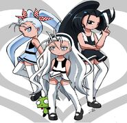 The Shadowpuff girls