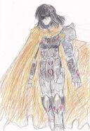 Toon fantasy black knight by turtlehill-d4bgnhx