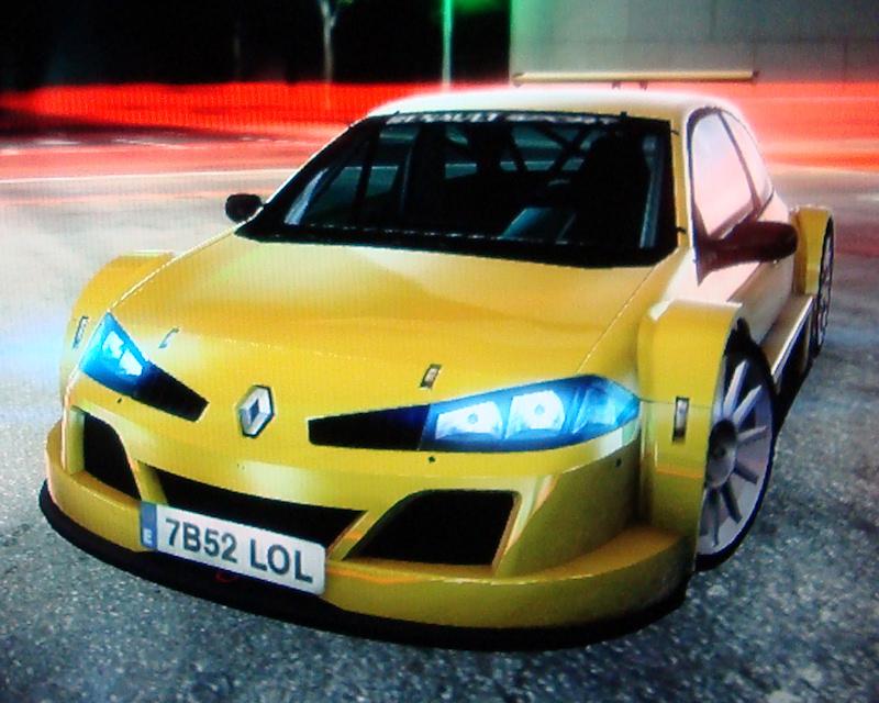 Renault M 233 Gane Trophy Blur Wiki Fandom Powered By Wikia