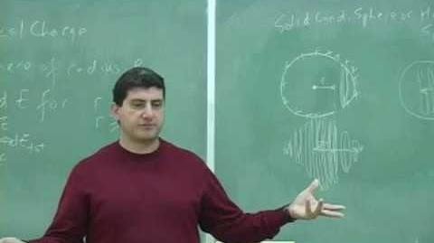 Gauss' Law Example 1 Part 3